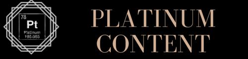Platinum Content UK